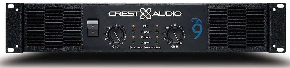 Crest Audio CA9